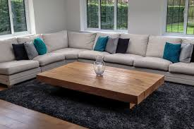 oak beam coffee table abacus tables