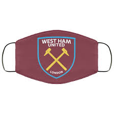 Not the logo you are looking for? West Ham United Logo Face Mask