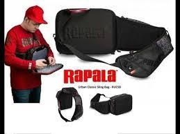 Rapala <b>Classic</b> Sling <b>Bag</b> видео обзор рыболовной <b>сумки</b> ...