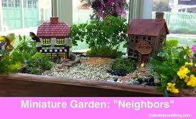 fairy garden container ideas. Fairy Garden Container Ideas Create A Magical Miniature