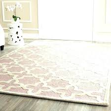 light pink area rug for nursery area rugs pink awesome handmade light pink wool rug for