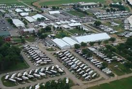 Elkhart County 4 H Fairgrounds Camping Visit Indiana