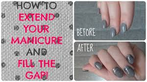 salon nail polish brands elegant how to extend any manicure sns gel acrylic nail polish