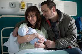 He has been married to michelle mcsween since august 2007. Will Mellor Becoming Dad Made Me A Cry Baby And Helped New Tv Role Mirror Online