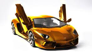 Золотой <b>Lamborghini</b> оспорит звание самого дорогого <b>авто</b> в мире