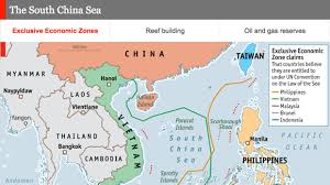 why beijing is courting trouble courting trouble the south china sea