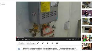 Gas Water Heater Installation Kit How Do Freezing Temperatures Effect My Tankless Water Heater