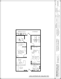 office room plan. Sample Plan With Combined X-Ray/Adjustment/Exam Room Office L
