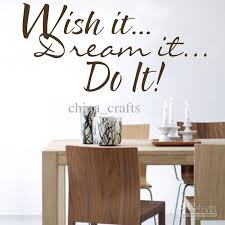 Vinyl Wall Quotes Delectable 48x48cm Do It Wall Quotes Stickers Home Wall Decals Living Room Wall