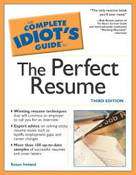 Resume It Professional Susanireland Pdf Download The Complete Idiot S Guide To Perfect Resume