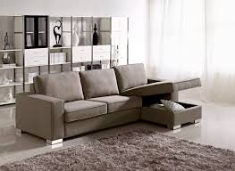 living room furniture chaise lounge. Living Room. Pale Brown Leather Sofa Chaise Lounge With Storage Under The Seat Placed On Room Furniture I