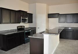 Black Kitchen Cabinets With Grey Walls KutskoKitchen