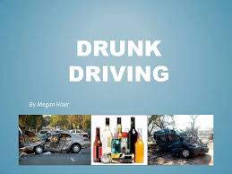 drunk driving ppt