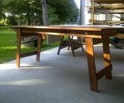 diy outdoor table folding table diy