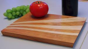 Making a CNC Inlay Wave Cutting Board: Andrew Pitts ~ FurnitureMaker -  YouTube