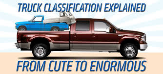 Ford Truck Payload Chart Everything You Need To Know About Truck Sizes Classification