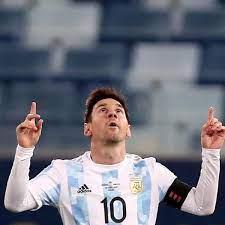 Lionel Messi: What Argentina, Barcelona ...