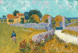 vincent van gogh dutch 1853 90 farmhouse in provence june 1888 arles oil on canvas