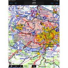 Czech Republic Vfr Chart 1 Year Garmin Pilot Add On