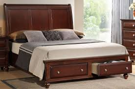 king platform bed with storage drawers. King Size Bed With Drawers Underneath Incredible Queen Sized Beds Storage Solid Wood Platform Hardwood Base B