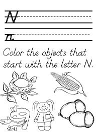 letter n coloring page letter n coloring page words starts with letter n coloring page letter