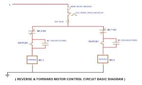 motor circuits intr practical in urdu english motor control forward reverse control circuit