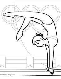 gymnastics coloring pages amazing gymnastic coloring pages or gymnastics coloring pages packed with gymnastics coloring pages barbie gymnastics coloring