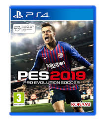 Amazon.com: PS4 - PES 2019 - [PAL EU]: Video Games