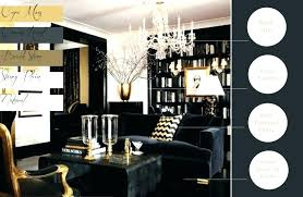 Black And Gold Bathroom Decor Black Gold Bathroom Accessories And ...