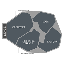 Segerstrom Hall Seating Chart Segerstrom Center For The Arts Costa Mesa Tickets