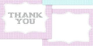 greeting card templates free plain greeting card template free printable holiday thank you blank