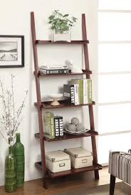 wooden ladder shelf furniture. Wooden Ladder Shelf Furniture 2017 And Decorating Ideas Images Exciting Bookcase For Home American Heritage With White Wall A