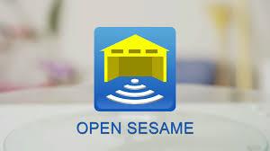 open garage door with iphoneUniversal phone Smartphone Remote Garage Door Opener App