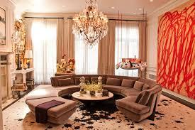 asian inspired living room decor sectional sofa