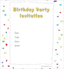 Make Your Own Printable Birthday Invitations Online Free How To Make Invitations Online For Free To Print Andone