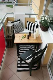 Deck furniture ideas Design Ideas Small Deck Furniture Small Balcony Furniture Ideas Black And White Chair With Stripes Cushions Despreraonicinfo Patio Amazing Small Deck Furniture Modern Outdoor Furniture For