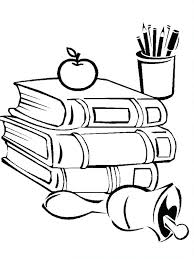 coloring pages for going back to school all supplies are set to go back to school coloring pages for going back to school