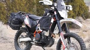 off road adventure bike build ktm 690 enduro r rm rider