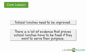 persuasive essay on school lunches photos of school lunches served  draft a concluding paragraph for an argumentative essay learnzillion persuasive essay on unhealthy school lunches