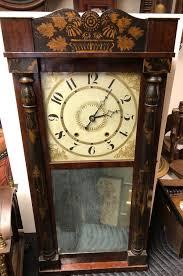 charles kirke shelf clock