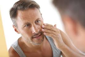 Help for Dry Facial Skin & Red Skin Around the Nose in Men ...