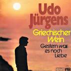 Bildergebnis f?r Album Udo J?rgens Griechischer Wein