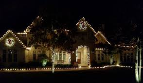 christmas lighting decoration. Frisco Home White Christmas Lights Lighting Decoration