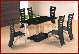 dining table with six chairs. stunning dining table and six chairs wwwizzidealscouk crystal glass 6 with 2