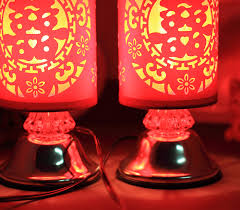 wedding room chinese character bedside lamp red fashion bedroom small desk lamp couple home 11street malaysia decorative lamp shades