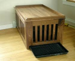 wooden dog crate furniture. Diy Dog Crate Table Top Bench Design Seat Amazing . Wooden Furniture