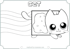 Pusheen Cat Coloring Pages To Print Coloring Pages Cat Coloring