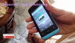 Qmobile Noir A110 unboxing video ...