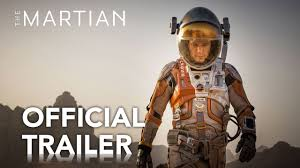 The Martian | Official HD Trailer #1