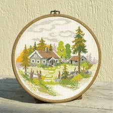 hand embroidery wall hanging decor